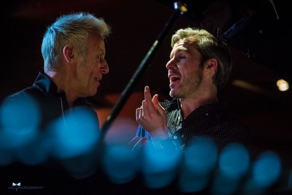Joe Locke and Gwilym Simcock